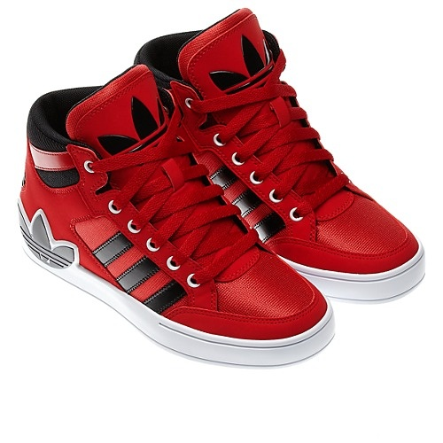 Adidas Top Court Hi Shoes