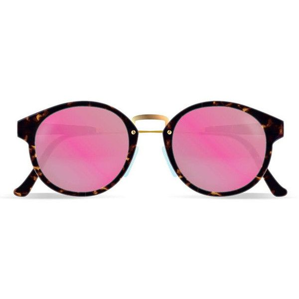 RETROSUPERFUTURE Super Panama Burnt Havana found on Polyvore featuring accessories, eyewear, sunglasses, glasses, oculos, women, retrosuperfuture glasses, retrosuperfuture, retrosuperfuture sunglasses and lens glasses