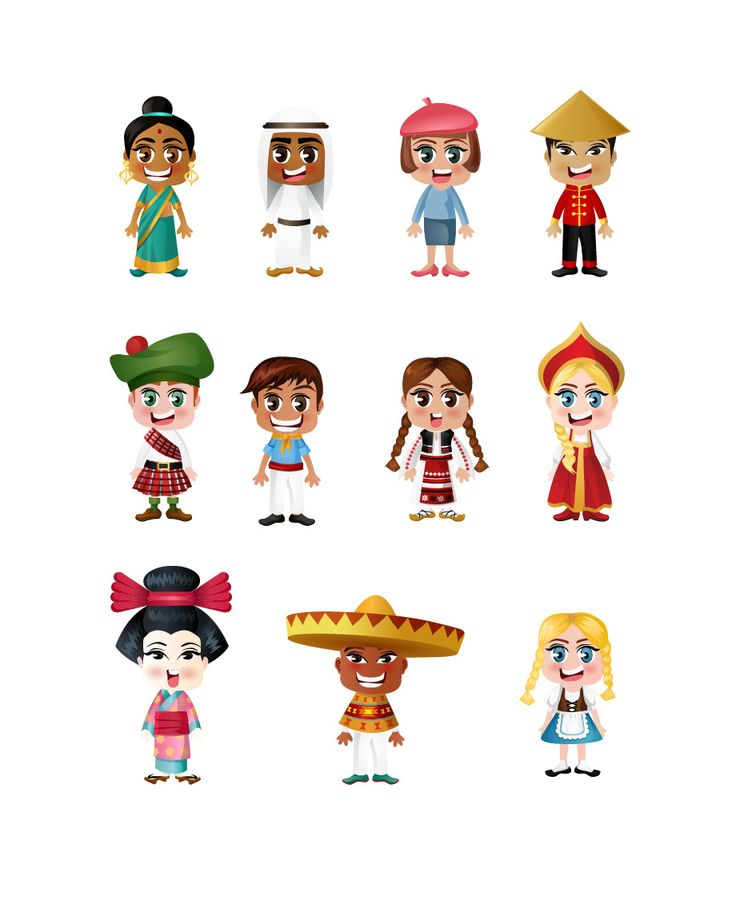People Of The World Vector Images #people #vector http://www.vectorvice.com/people-world-vector