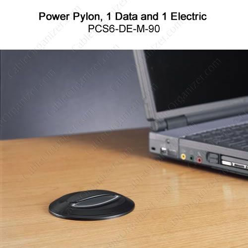 Pull Up Power And Data Desk Grommets 91 20 Accesorios