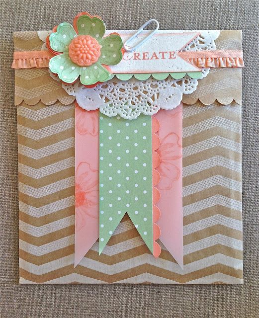 Stampin' Up! stamp set Flower Shop & pansy punch, In Color boutique details, Tag A Bag Gift Bags; Petite Fleur Paperie
