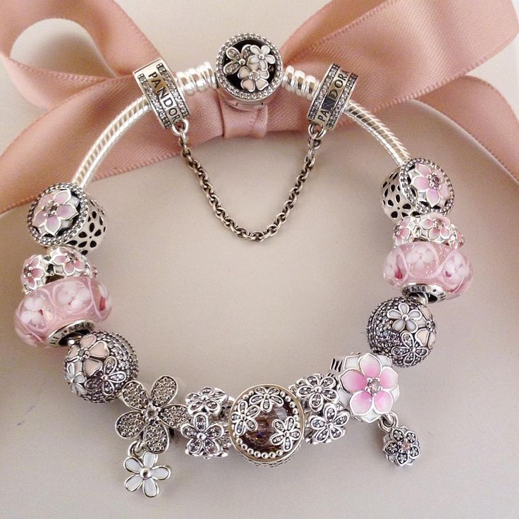 Pandora Bracelet With Charms Discount Prices for You. New Collection  Genuine Pandora Shop.
