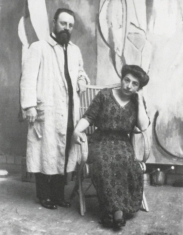 Photographs of Henri Matisse
