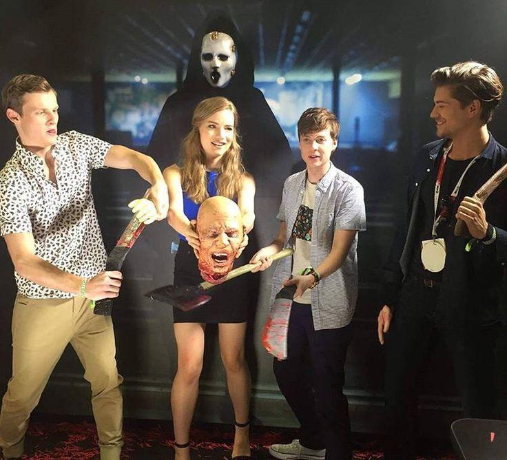 Scream Serie Schauspieler