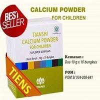 CALCIUM POWDER FOR CHILDREN Tiens | Kalsium Anak | Vitamin Pertumbuhan Anak asli   Membantu pertumbuhan, meningkatkan kecerdasan, daya tahan tubuh dan nafsu makan.  order sms 0877-7779-5871