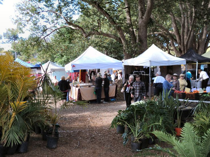 Bangalow Market - great for some rural produce and products...