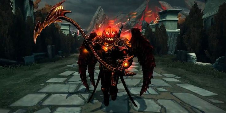 Win 1 of 2 Jack the Reaper (Thanatos) Skins for Smite