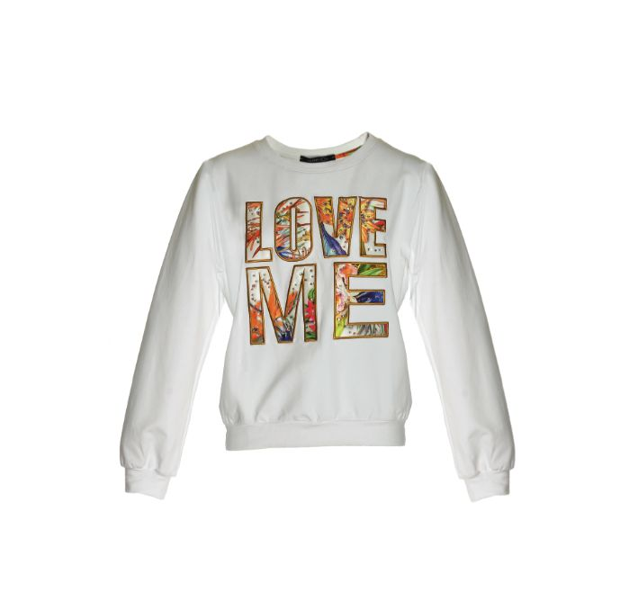 "NaughtyDog #SS15 ""Love Me"" sweater"