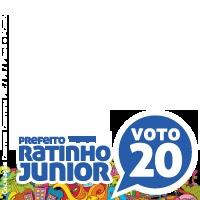 Coloque seu twibbon e se inclua na campanha das #novasideias do prefeito Ratinho Junior. #equipenovasideias