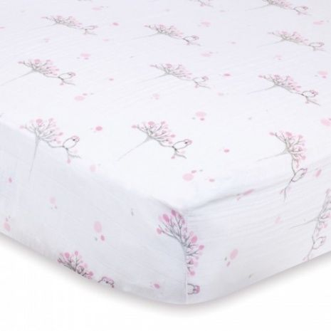 Cot Bed Mattress Fitted Sheets