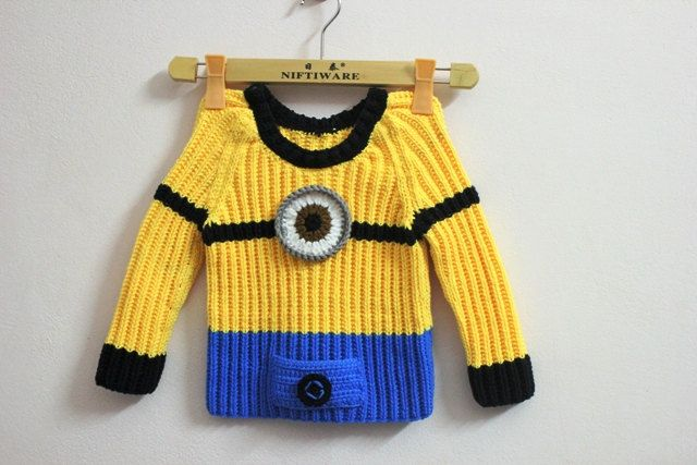 A Minion Sweater