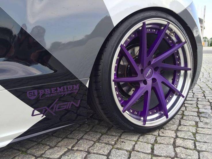 Oxigin MP1 Felge mehrteilig Peugeot RCZ #wheelporn #wheels #tuning #Felgen