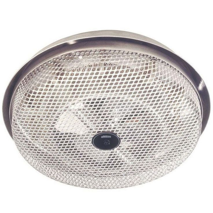 1250 Watt Ceiling Mounted Electric Fan Heater