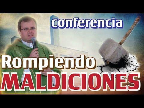 Conferencia ROMPIENDO LAS MALDICIONES