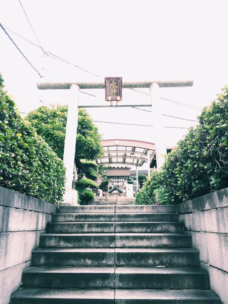 築地  魚河岸水神社  uogashisuijinja