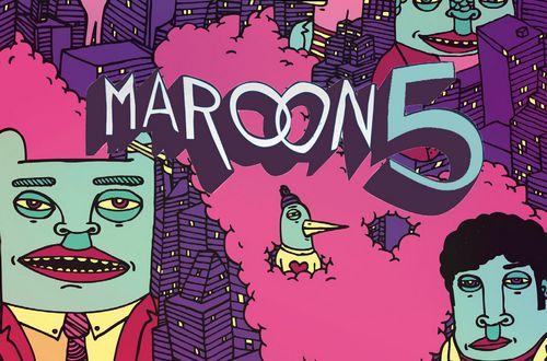 maroon 5 love somebody