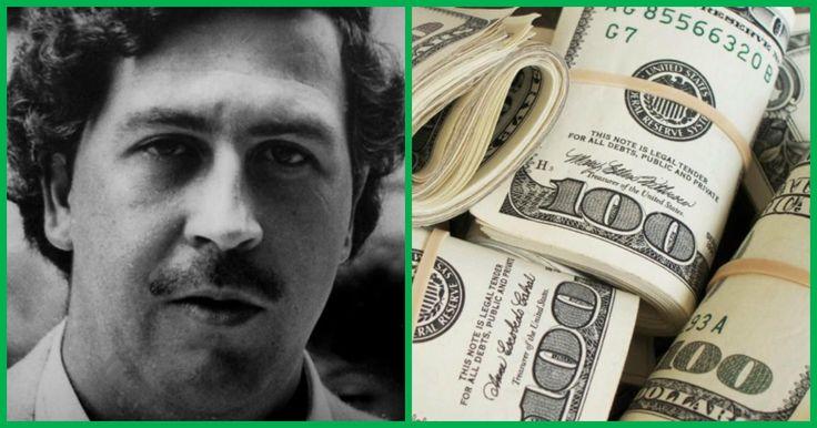 """El narcotraficante colombiano Pablo Escobar fue uno de los hombres con más poder y más dinero que hayan existido en el mundo.""""El Patrón""""como se le conocía entre sus empleados y gente de confianza tenía a su disposición tanto dinero, que hizo unaserie de gastos extravagantes a lo largo de su vida."""