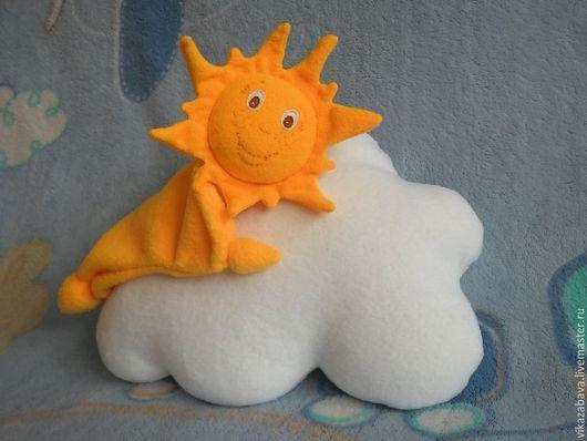 Комфортер, комфортеры куски, приданое для малыша, желтый комфортер, игрушка для сна, мягкие игрушки для самых маленьких, игрушка комфортер, мягкая игрушка комфортер, Солнышко в подарок