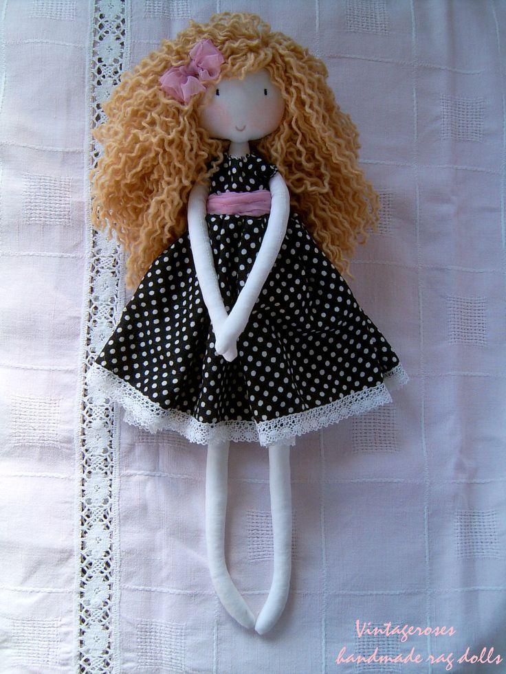 https://flic.kr/p/CyXKmR | Handmade rag doll |                                Handmade rag doll.Waldorf doll.Soft doll. Custom home-made rag dolls, bags, vanity vintage style lovers. tildaskedvenc.blogspot.hu/