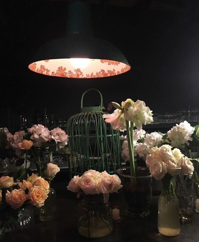 Wedding flower inspiration. Blush & rose quartz colour s . Roses. Styled by Sue Lund for Newstead Wines Garden Route Western  Cape. Destination weddings South Africa