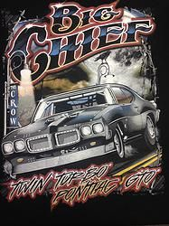 "Big Chief ""The Crow"" #streetoutlaws BigChief is my favvv"