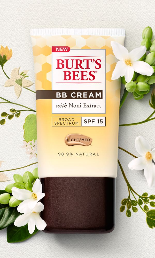 What is BB Cream? It's not quite foundation, not quite lotion; it's more like a lightweight, tinted moisturizer. Our new, natural BB Cream with nourishing Noni Extract has 9 skin-loving benefits, helping to tone skin, conceal blemishes, and visibly smooth the look of lines and wrinkles.