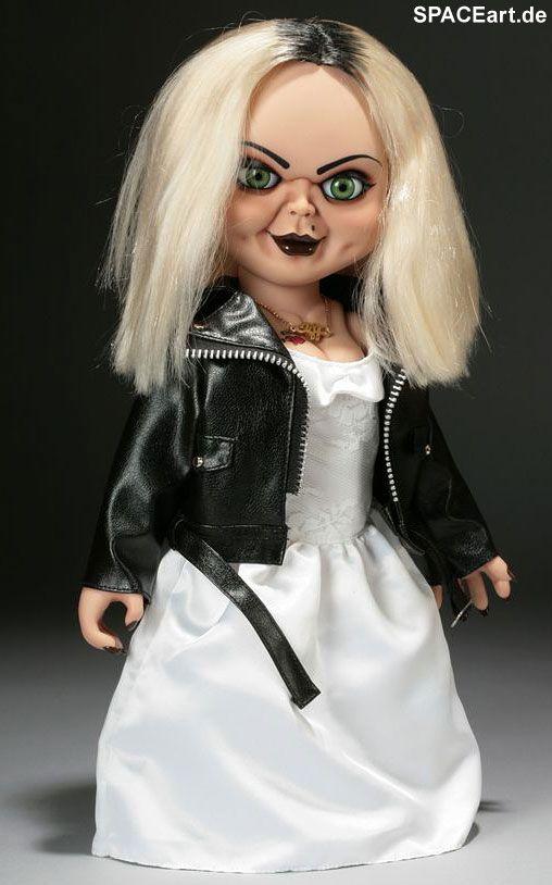 Chucky die Mörderpuppe: Tiffany (Bride of Chucky), Fertig-Modell, http://spaceart.de/produkte/chk002.php