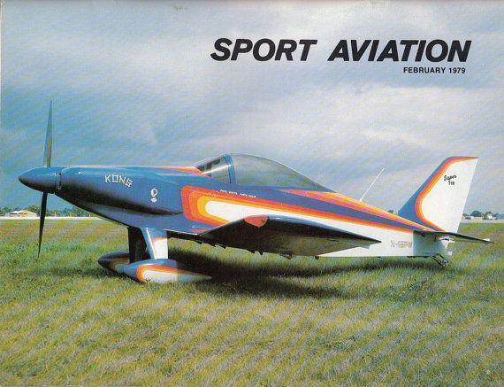 February 1979 Sport Aviation Magazine Articles Experimental Aircraft Association