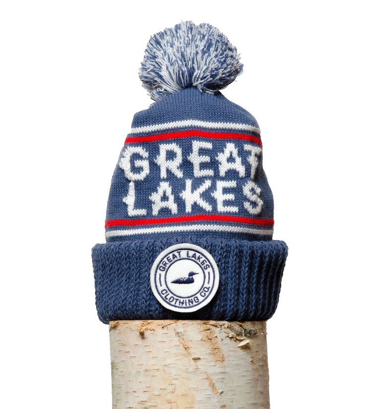 Winter Knit Hat | Great Lakes