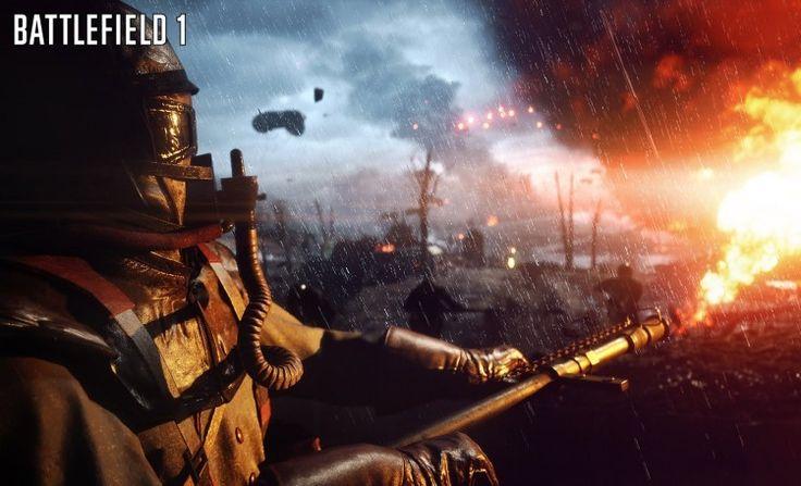 Battlefield 1 | Game é Anunciado e Disponibilizado o Trailer on MonsterBrain http://www.monsterbrain.com.br