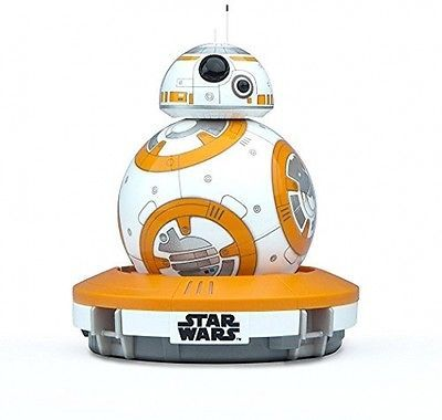Sphero Star Wars BB-8 App-Enabled Droid + Force Band SPECIAL ED, PRIORITY SHIP