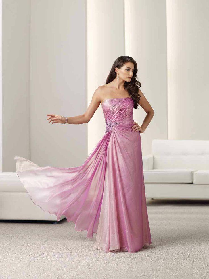 Mejores 11 imágenes de vestidos en Pinterest | Vestidos de noche ...
