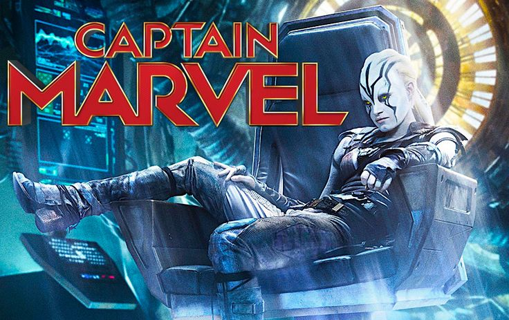 'Captain Marvel' Hires 'Star Trek Beyond' and 'Blade' Costume Designer