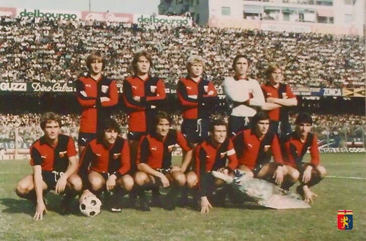 Genoa cfc 1893 (season 1978-79)