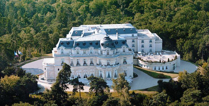 Bienvenido a Tiara Château Hôtel Mont Royal 5*