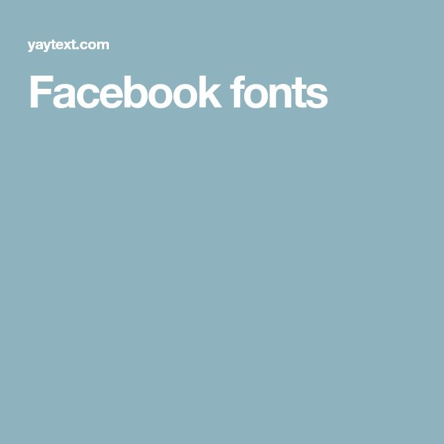 Facebook Fonts Styling Tools Unicode Font Fonts Powerful text framework for ios to display and edit rich text. styling tools unicode font fonts