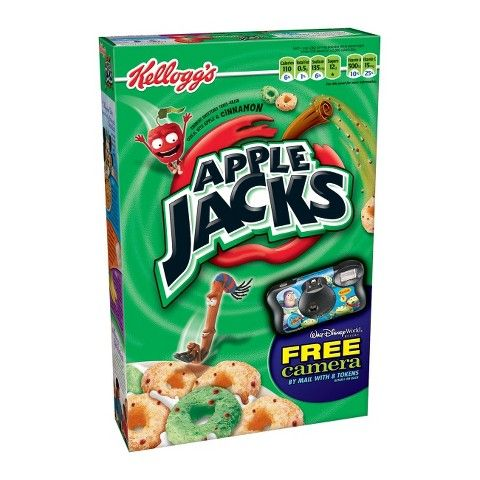 Cereal || Apple Jacks