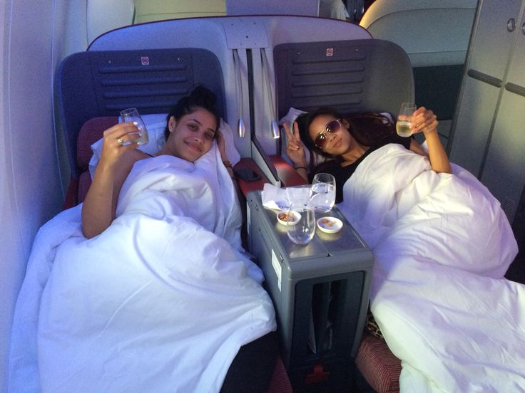 Best experience ever! Flying first class with LAN