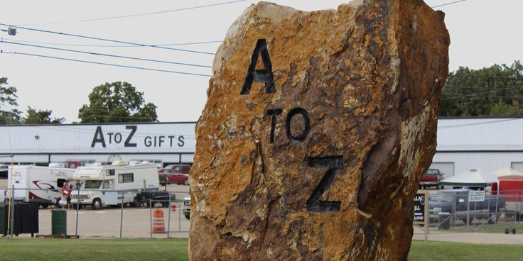 If you're not yet familiar with the colossal spread that is A to Z, let us set the scene for you. After you drive to the edge of Alma on Hwy. 71 you'll arrive at the A to Z campus with their multiple warehouses taking up both sides of the street.