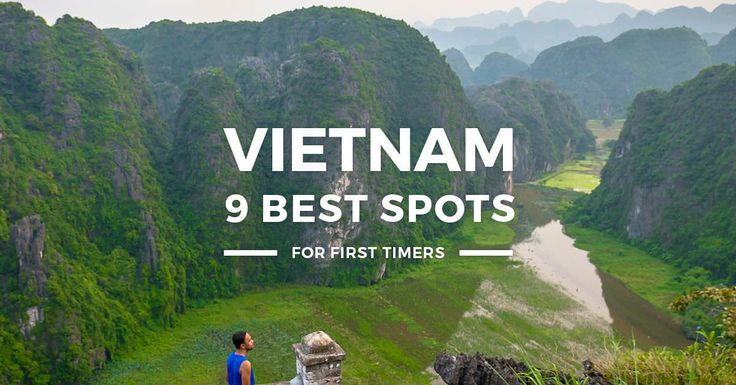 Where to go in Vietnam? Check out these top tourist spots, best places to visit, must-see attractions, beautiful sights & more.