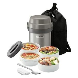 Zojirushi Mr. Bento Lunch Jar, Stainless