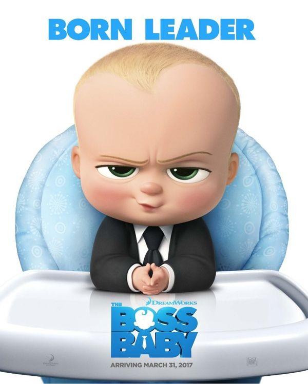 The Boss Baby 2017 Filme De Bebe Trailer Divertidamente Filmes Online Gratis