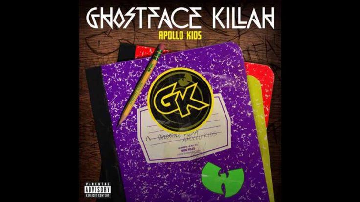 Ghostface Killah --Apollo Kids-- (full album____________ 2010)