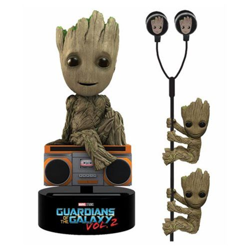 Guardians of the Galaxy 2 Groot Gift Set - NECA - Guardians of the Galaxy - Gift Sets at Entertainment Earth
