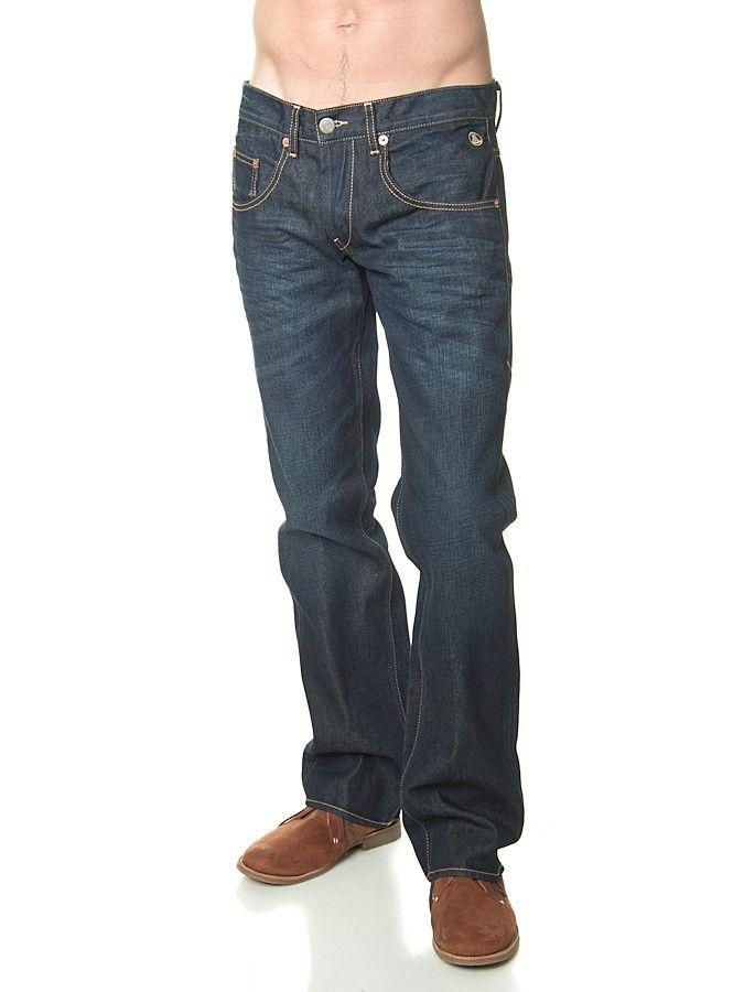 Lekko przecierane męskie dżinsy 219 PLN  #jeans #man #fashion #limango #sales