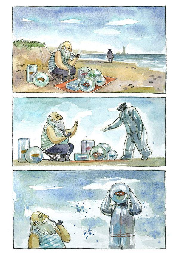 Silent Comics - Ileana Surducan