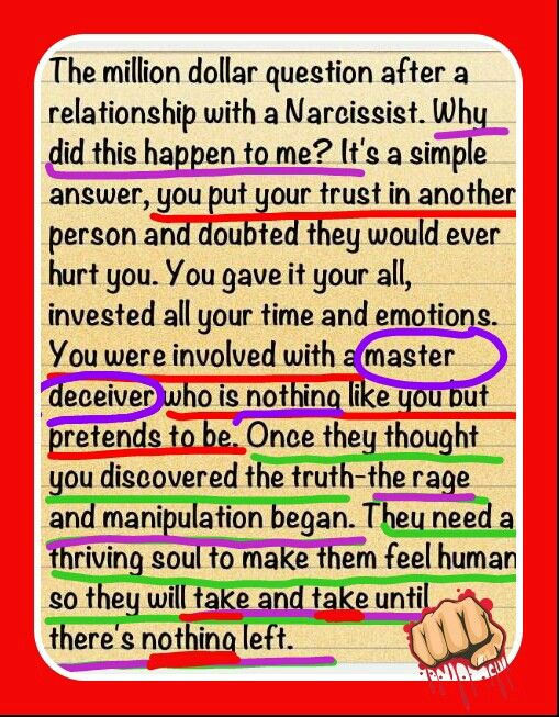 Master deceiver who was everything I wanted and needed and was my complete match. Yet how can he be someone else's complete match when I am so different from her.  Reason>  #narcissist #sociopath #psycho