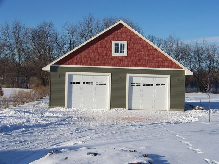 The 25 best detached garage cost ideas on pinterest for Detached garage kits