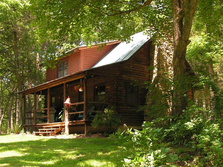 148 Best Log Cabins Images On Pinterest