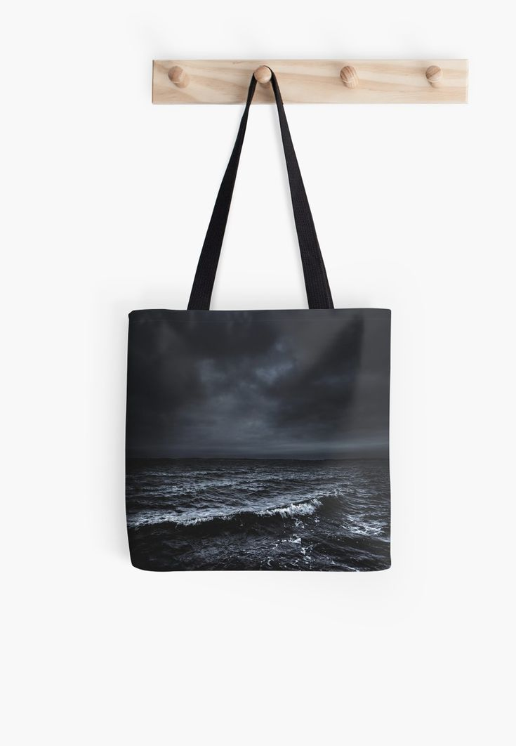 'I´m fading' Tote Bag by HappyMelvin. #ocean #sea #nature #photography #wanderlust #bags #totebags